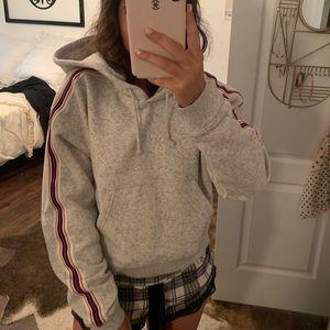 Cropped sweatshirt from aritzia...worn ONCE!!